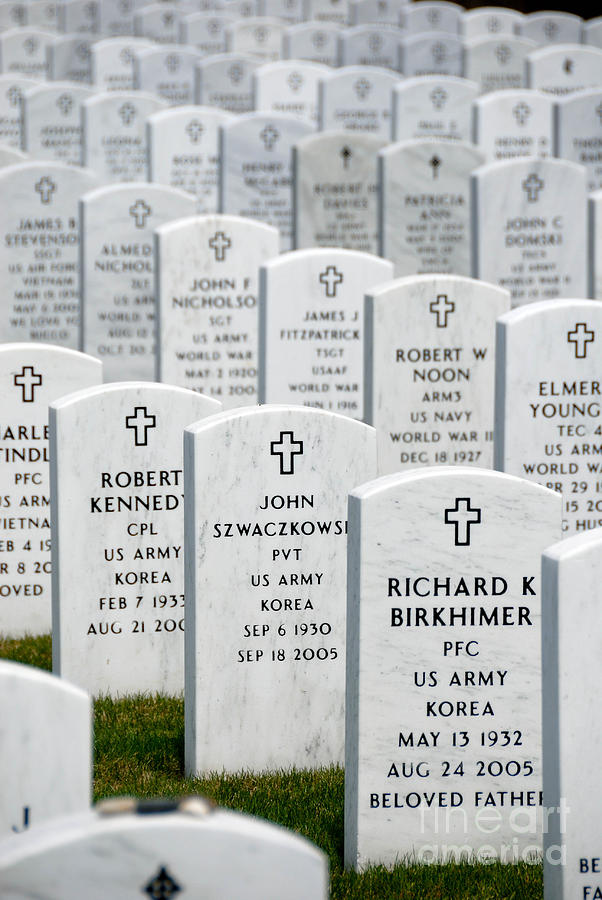 National Cemetery Of The Alleghenies Photograph