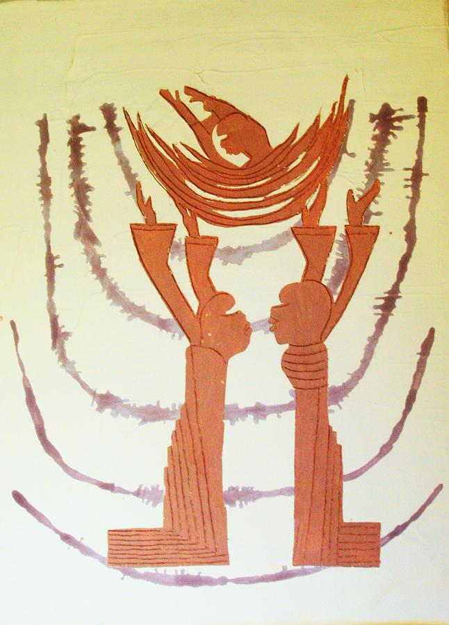 Nativity Of Jesus Painting