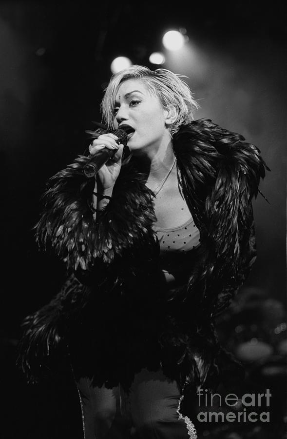 Singer Photograph - No Doubt by Front Row  Photographs