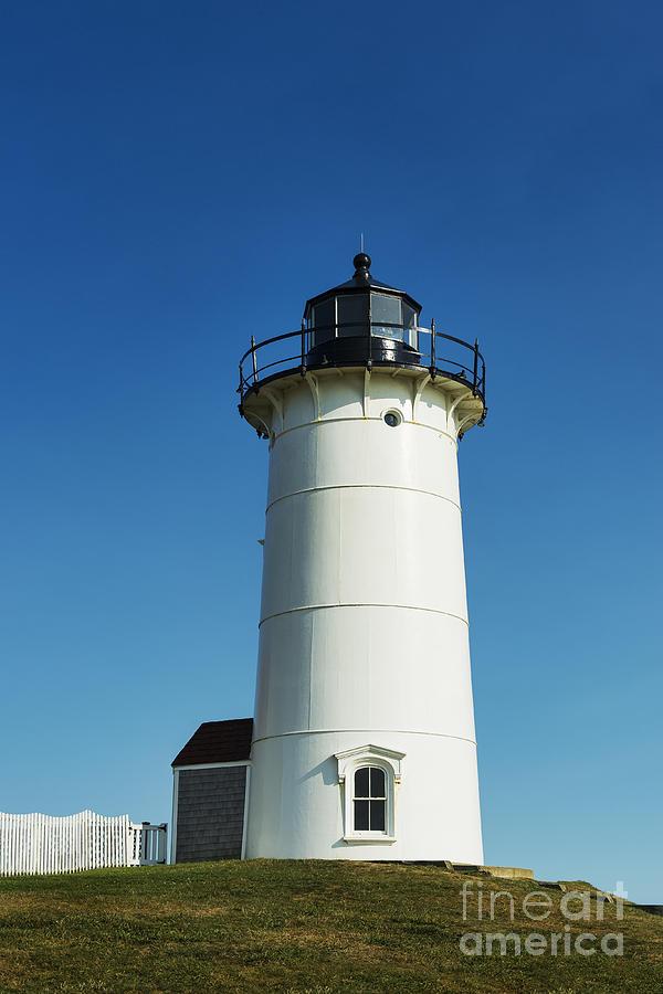 Nobska Lighthouse Photograph
