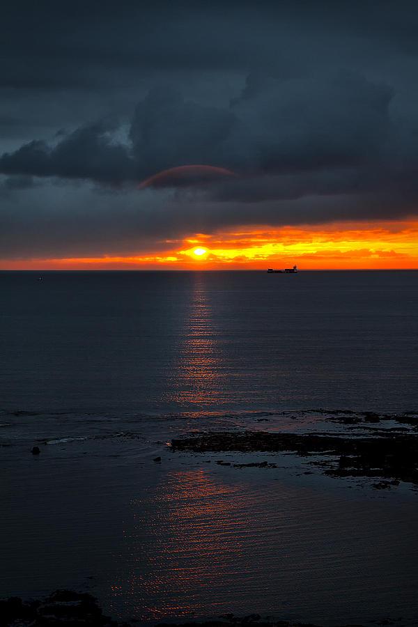 Northumbrian Day Break Photograph