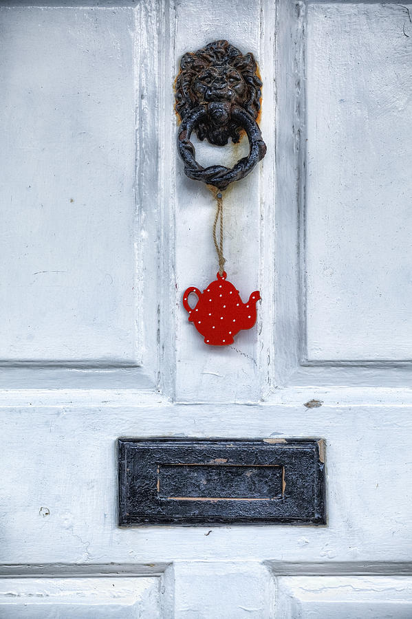 Old Photograph - Old Door by Joana Kruse