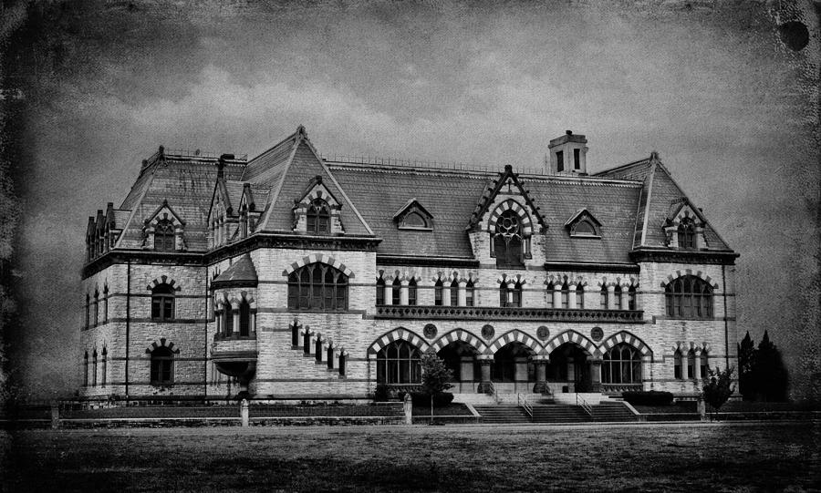 Old Post Office - Customs House Photograph