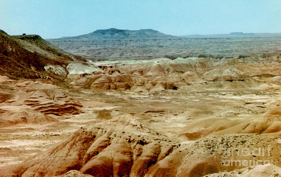 Painted Desert Photograph 
