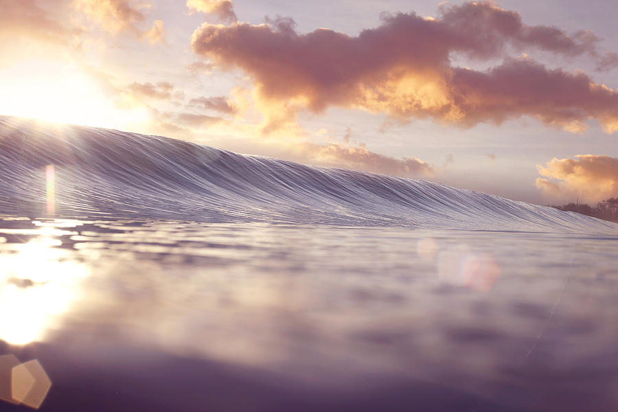 Pastel Sunrise By Love And Water Photography Royalty