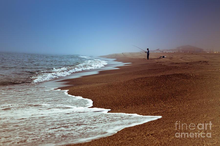 Peaceful Beach Photograph