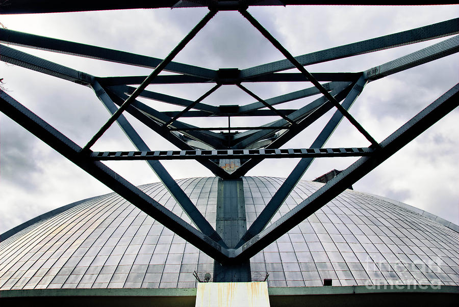 Perspectives Mellon Arena Photograph  - Perspectives Mellon Arena Fine Art Print
