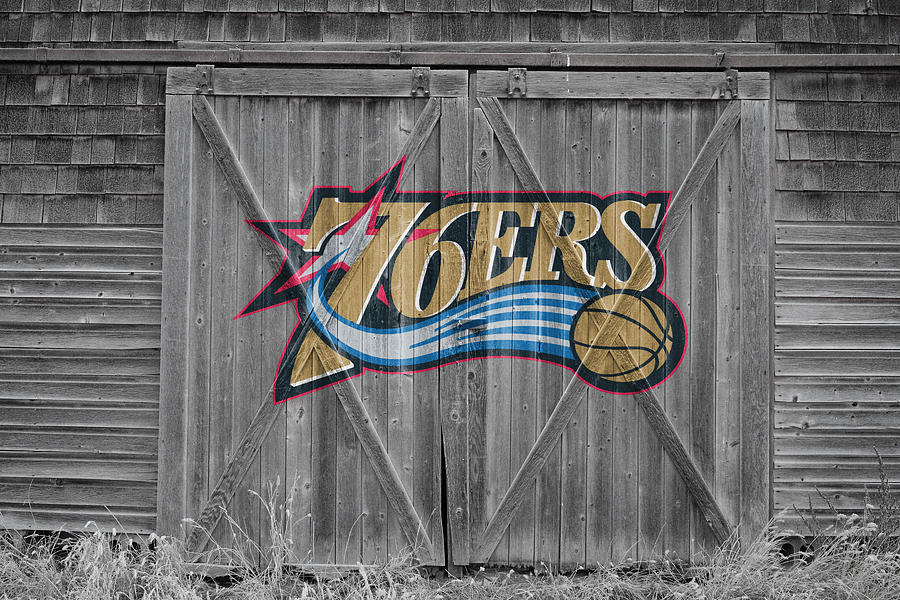 Philadelphia 76ers Photograph