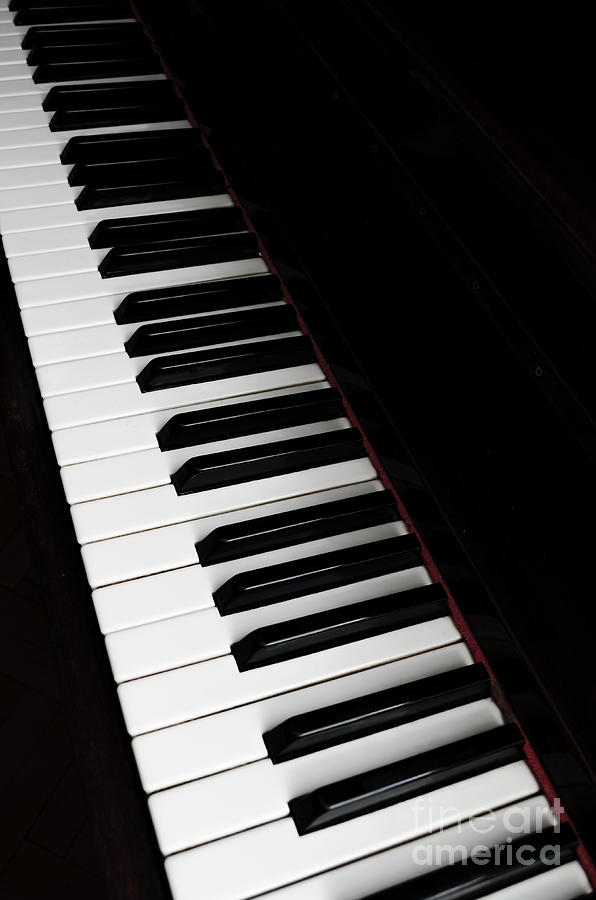 Piano Pyrography