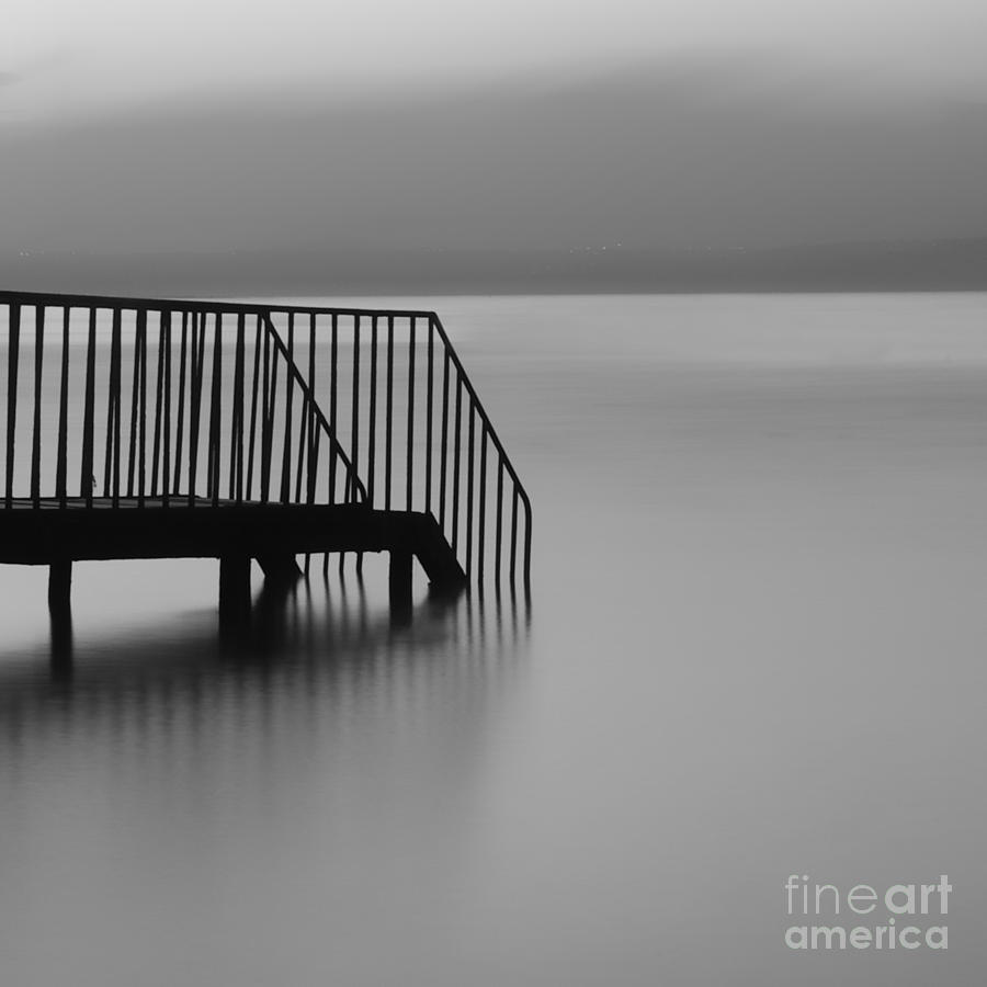Pier Photograph - Pier by Talip Kaya