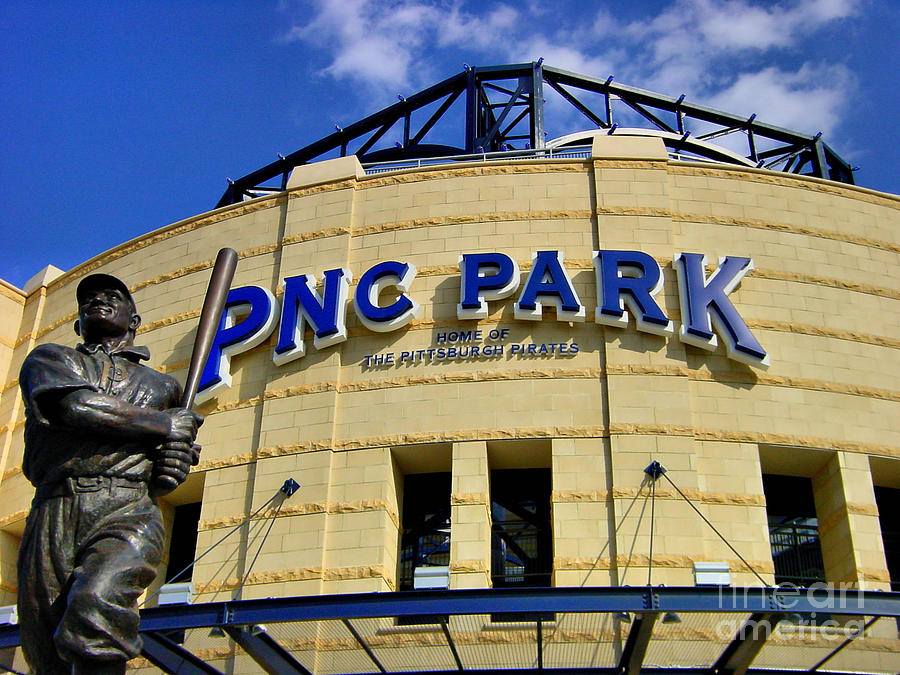 Pnc Park Baseball Stadium Pittsburgh Pennsylvania Photograph