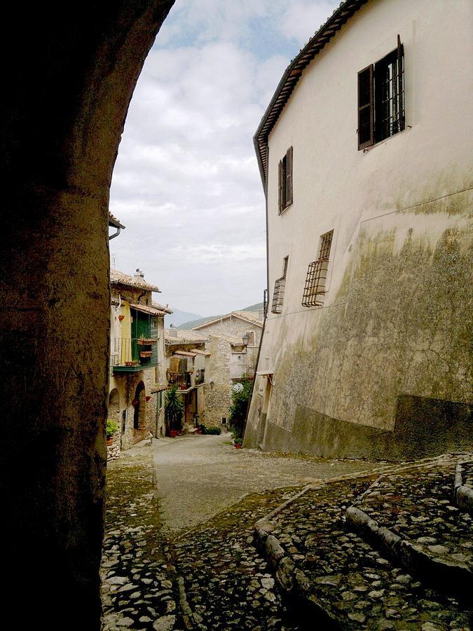 Poggio Catino Italy Photograph