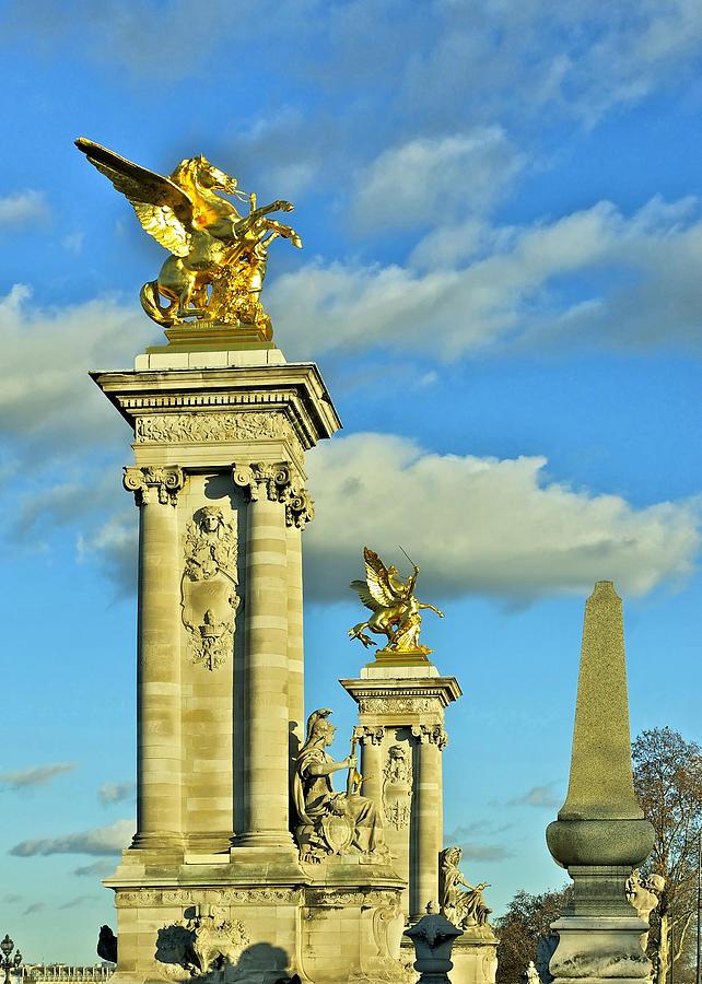 Pont Alexandre IIi Photograph