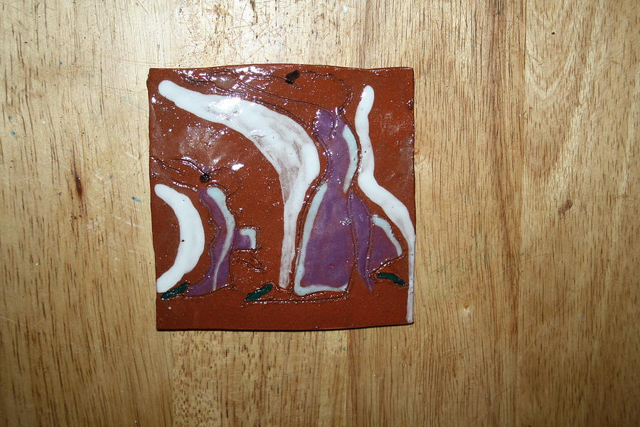 Pose - Tile Ceramic Art  - Pose - Tile Fine Art Print