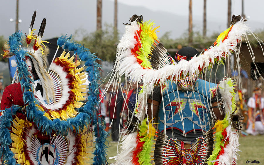 Pow Wow Photograph  - Pow Wow Fine Art Print