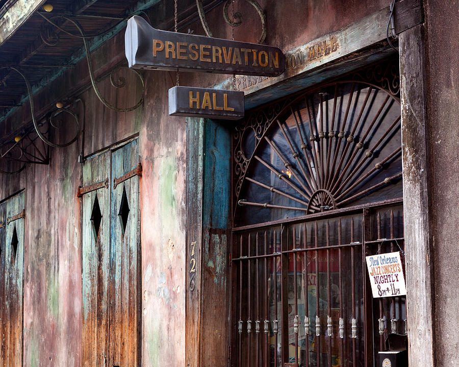 Preservation Hall Jazz Band New Orleans Volume 1