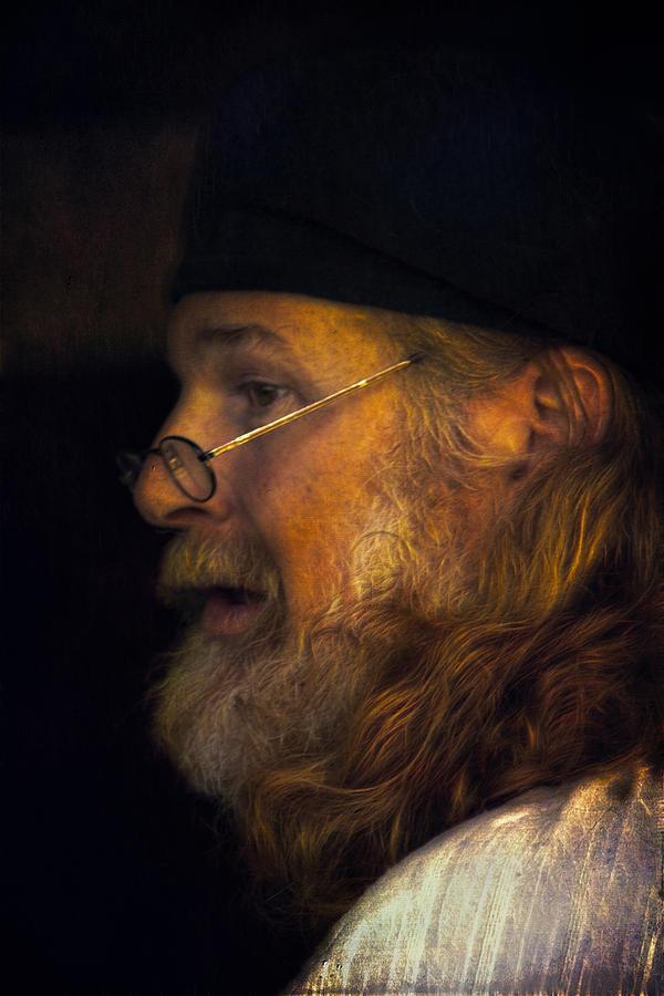 Profile Photograph - Profile by John Rivera