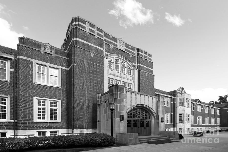 Purdue University Memorial Union Photograph