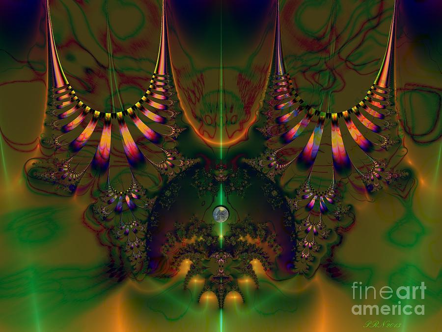 Quantum Dot Digital Art