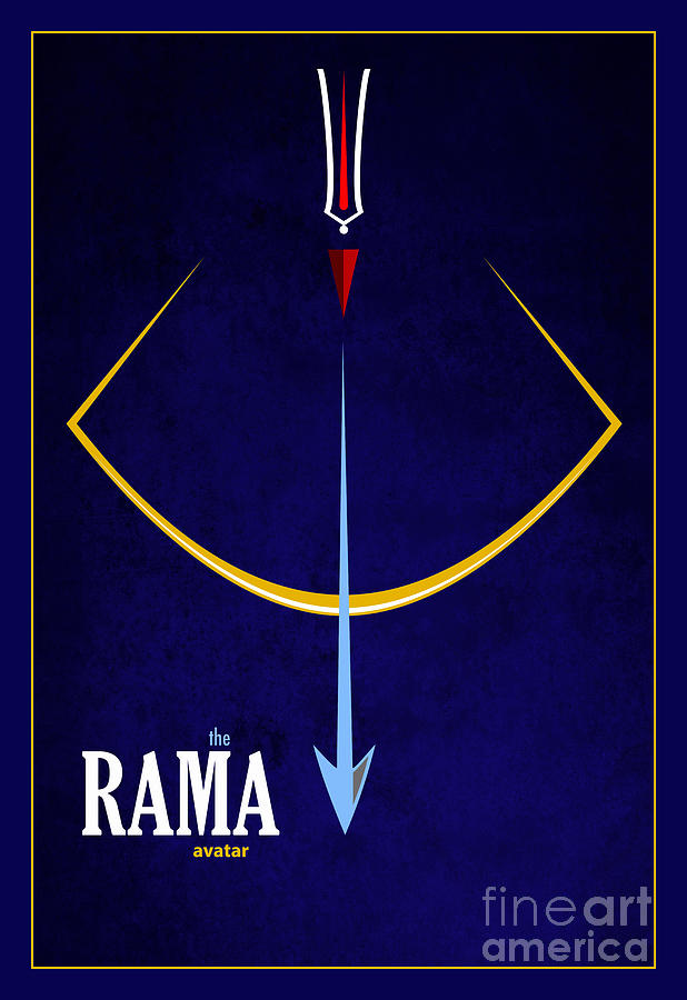 Rama The Avatar Photograph