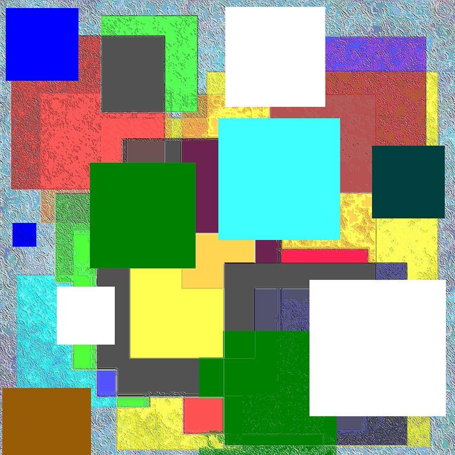 Rectangular Pastel