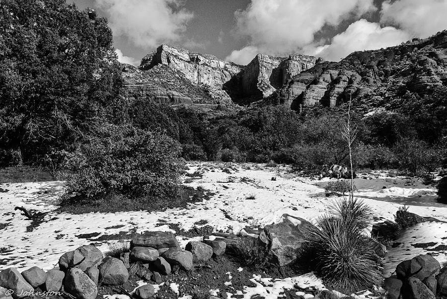 Red Rock Secret Mountain Wilderness Sedona Arizona Photograph