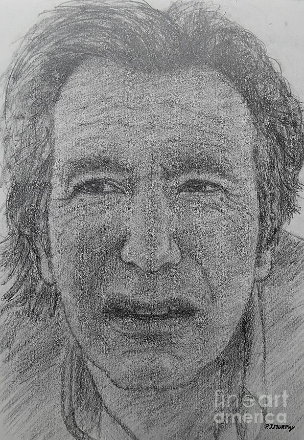 Rickman Drawing  - Rickman Fine Art Print
