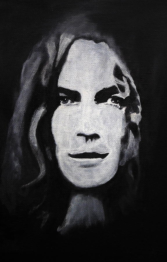 Robert Plant Painting - Robert Plant by William Walts
