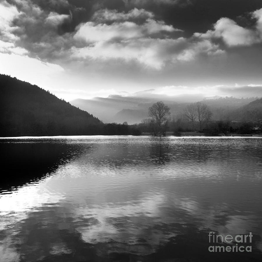 Romantic Lake Photograph  - Romantic Lake Fine Art Print