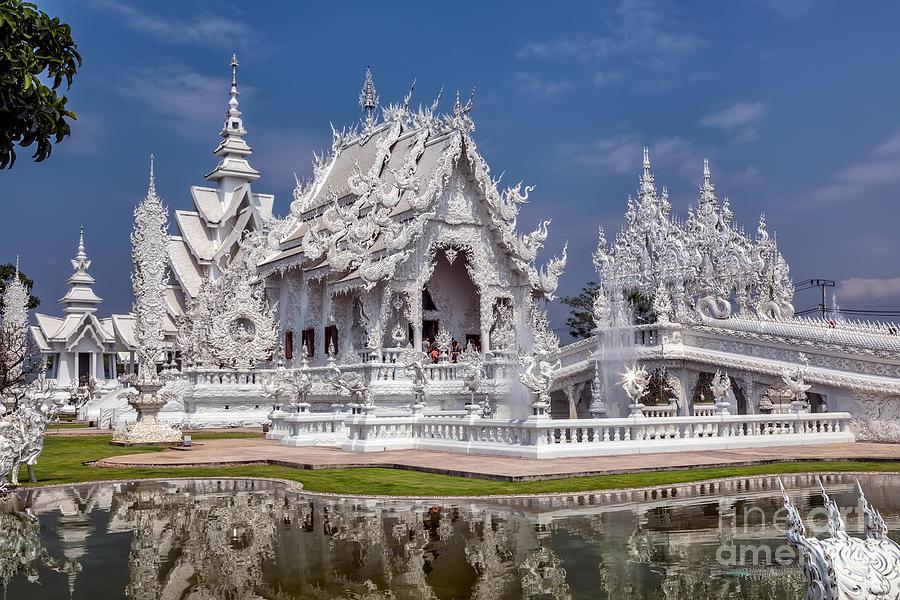 Rong Khun Temple Photograph