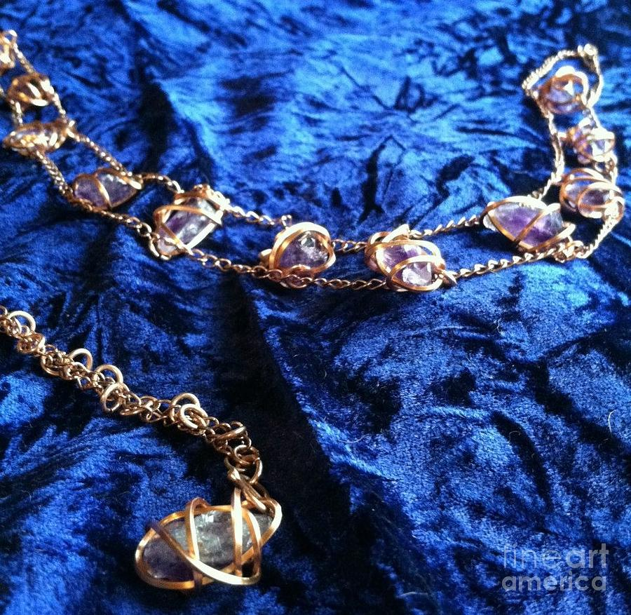 Necklace Jewelry - Royal Reflections by Tina Beal