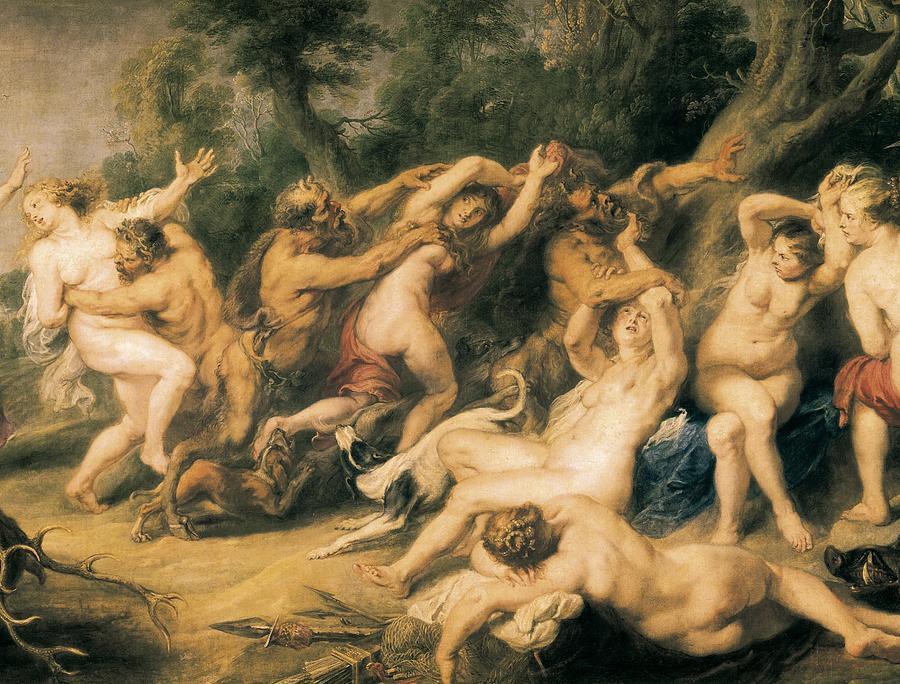 Rubens, Peter Paul 1577-1640. Diana Photograph