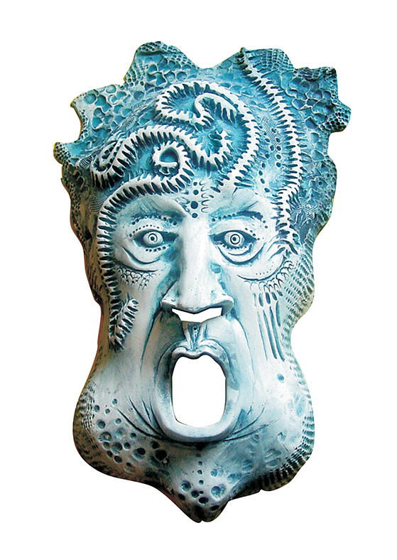 Scream Sculpture  - Scream Fine Art Print