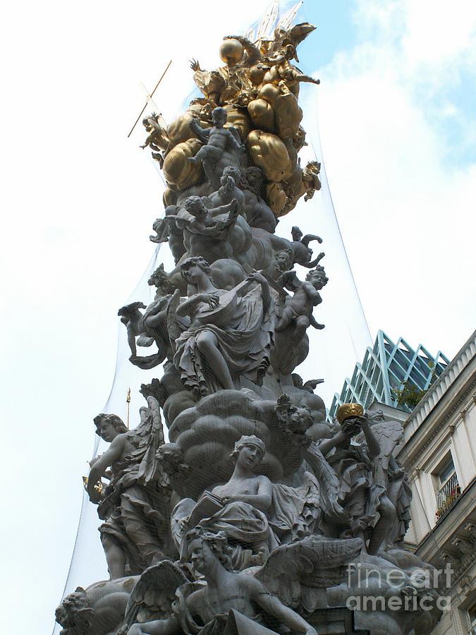 Austria Photograph - Sculpture by Evgeny Pisarev