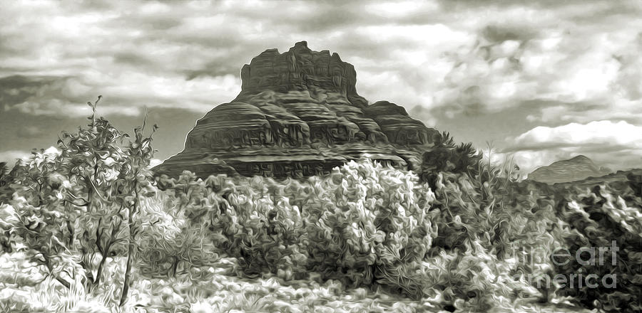 Sedona Arizona Bell Rock Photograph