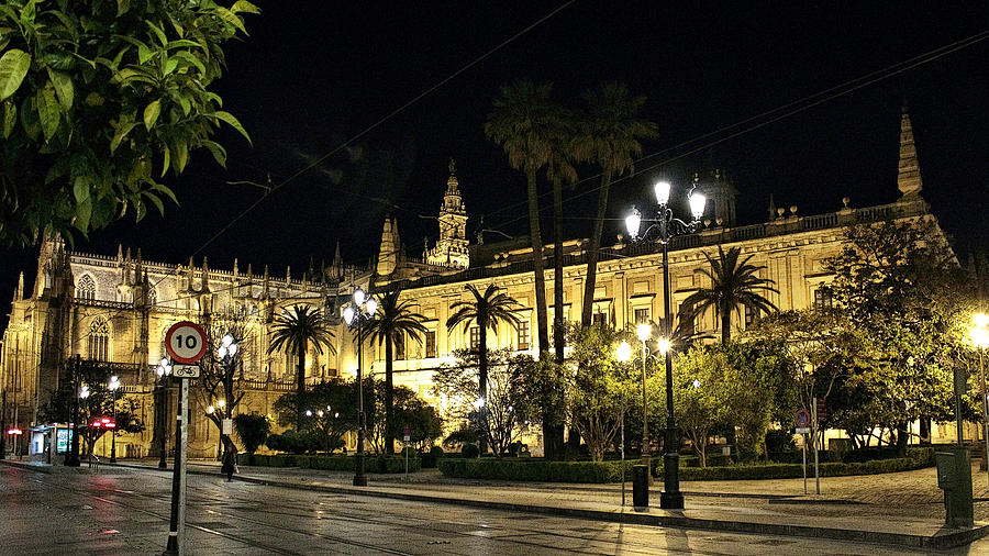 Seville Nights Photograph