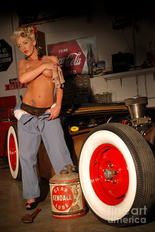 Hot rod girls nude xxx not the