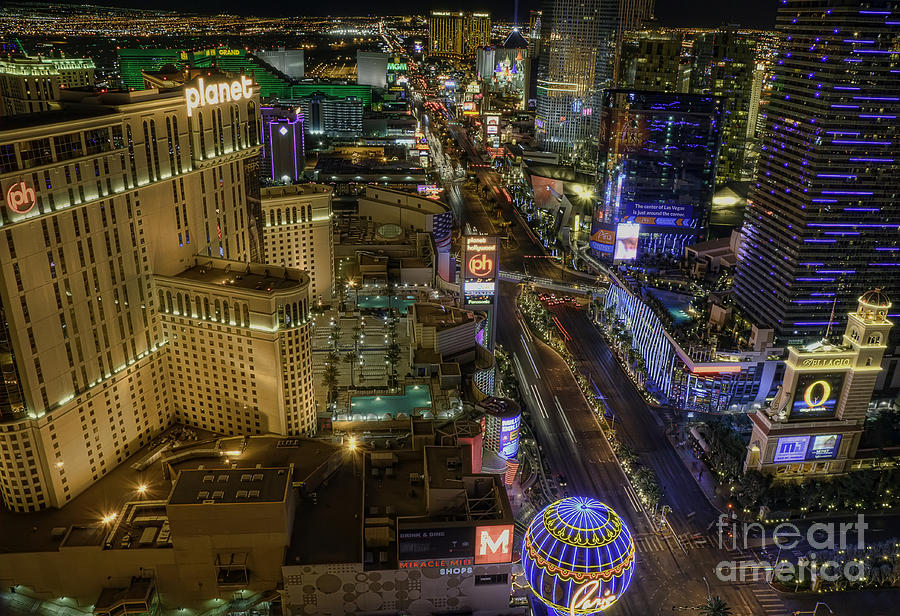 Sin City Photograph  - Sin City Fine Art Print