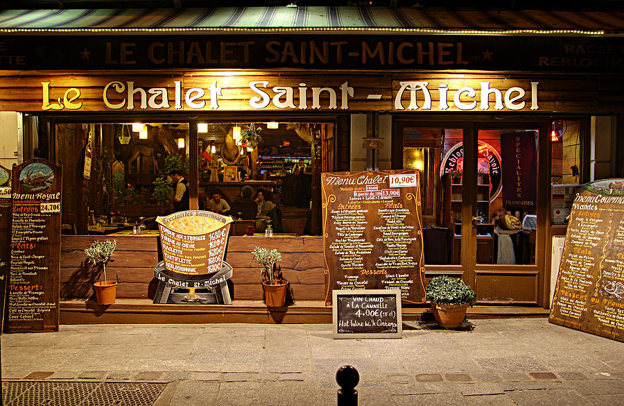 Street Scenes - Paris France - 011328 Photograph  - Street Scenes - Paris France - 011328 Fine Art Print