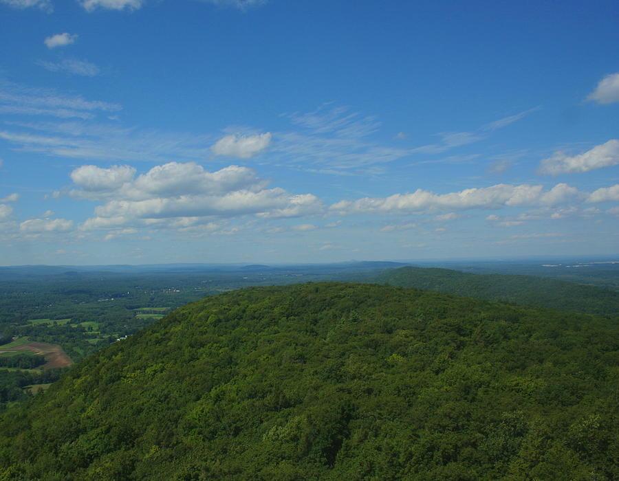 Talcott Mountain High Photograph