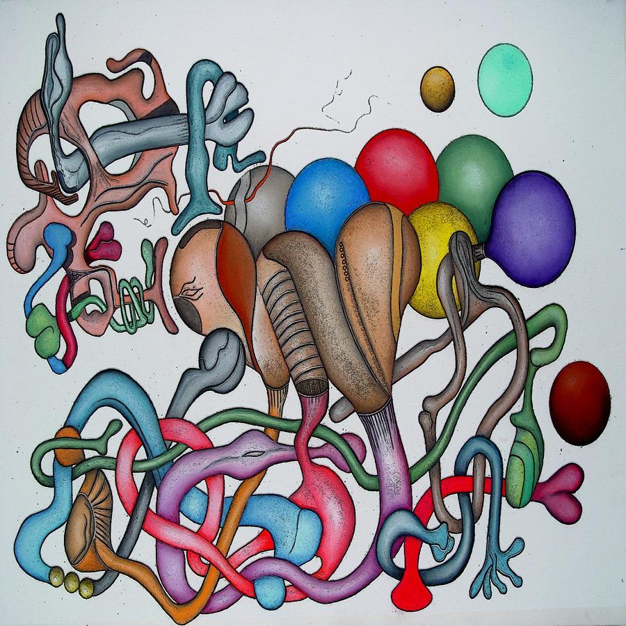 #1 Tangled Series Pastel