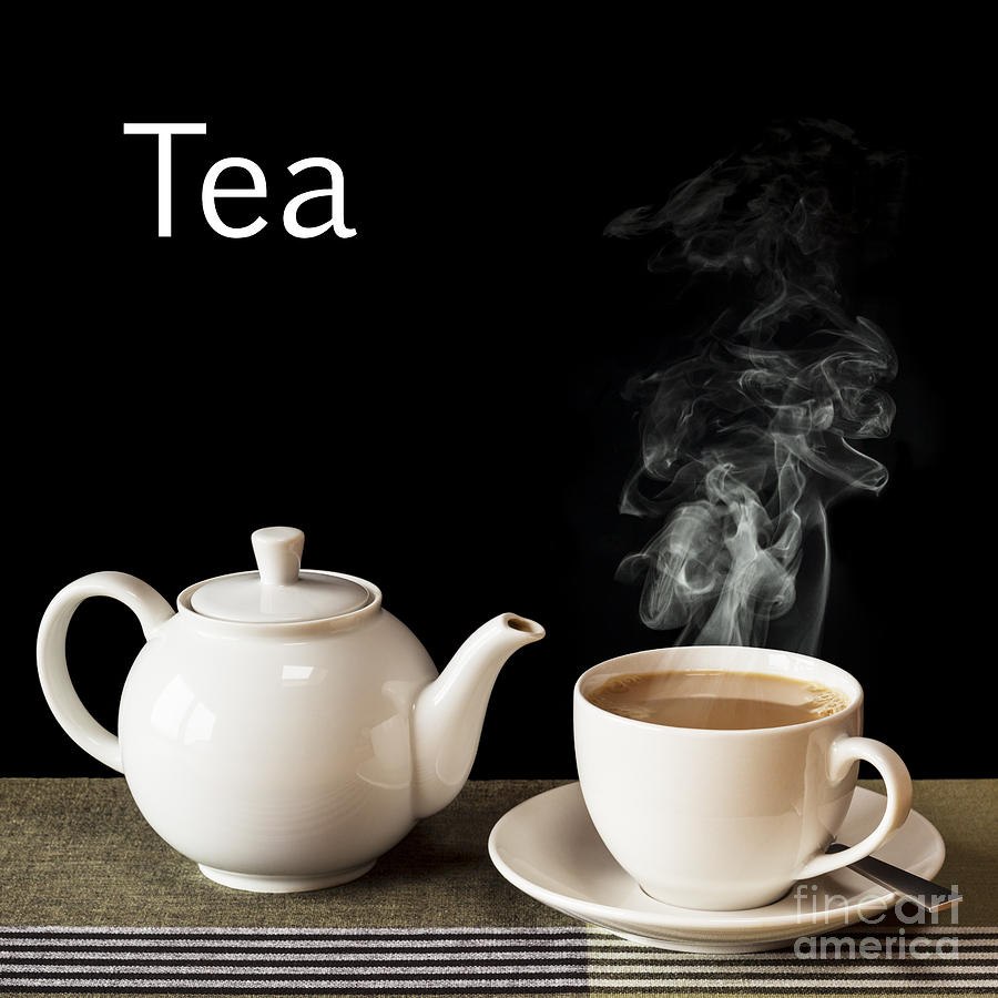 Tea Photograph - Tea Concept by Colin and Linda McKie
