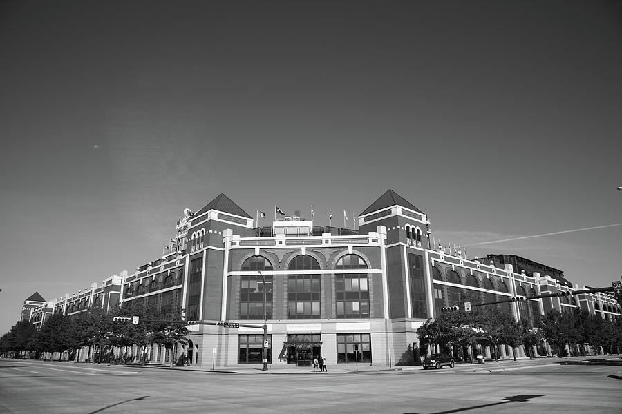 Texas Rangers Ballpark In Arlington Photograph  - Texas Rangers Ballpark In Arlington Fine Art Print