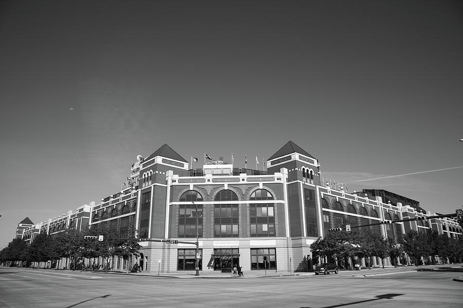 Texas Rangers Ballpark In Arlington Photograph