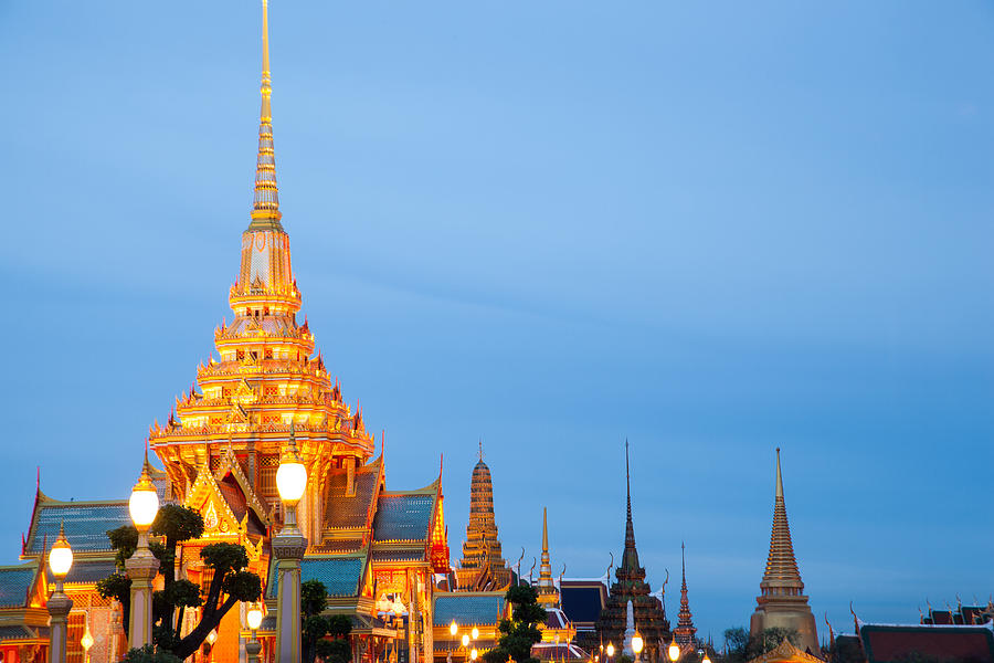 Thai Construction Design. Sculpture