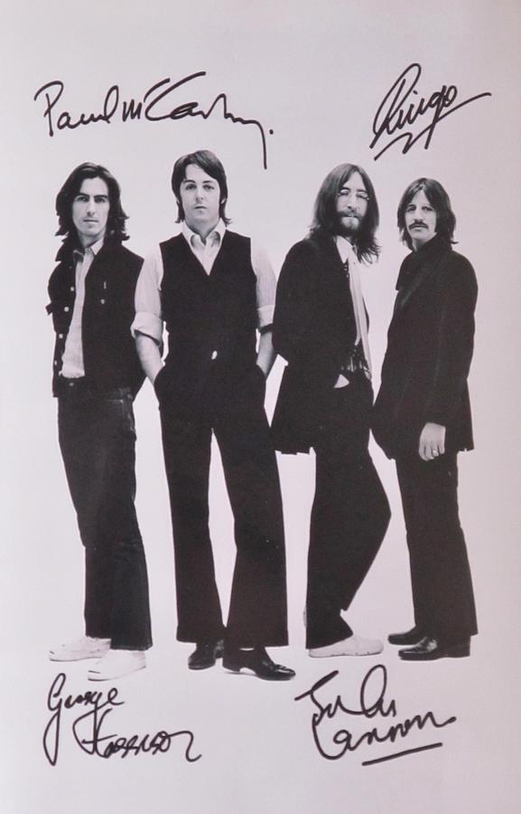 The Beatles Photograph