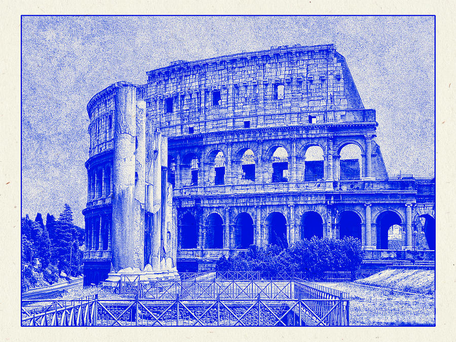 The Colosseum Photograph