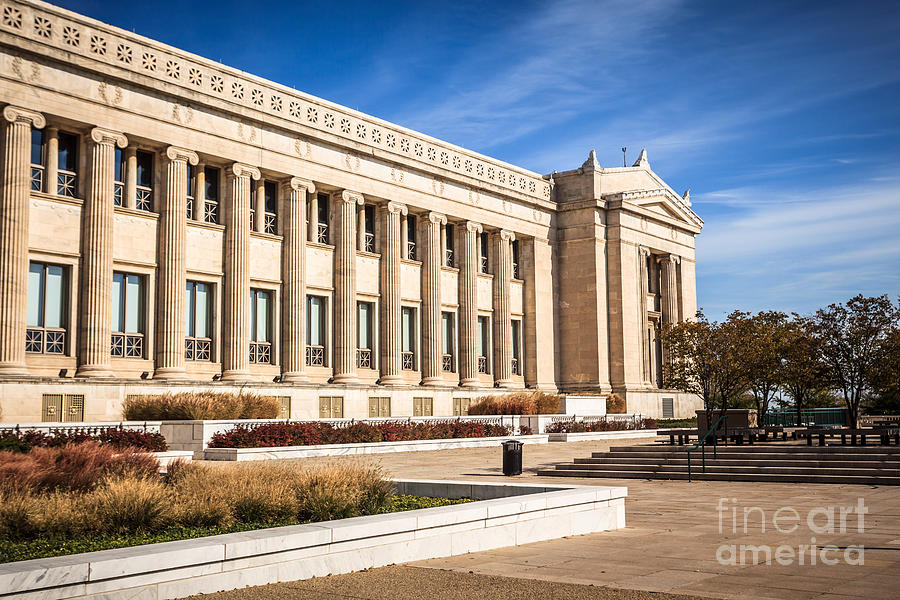 The Field Museum In Chicago Photograph  - The Field Museum In Chicago Fine Art Print