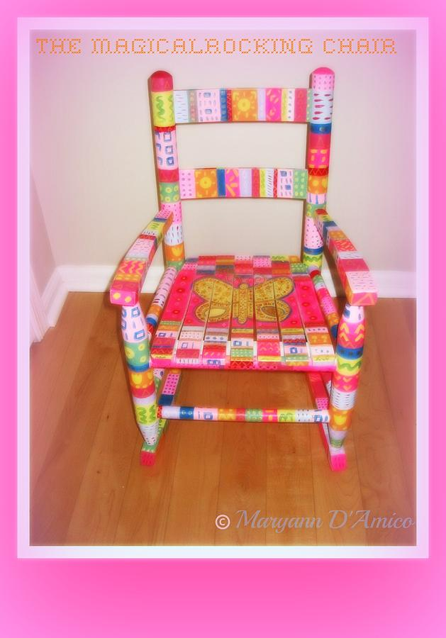 The Magical Rocking Chair Number 2 Painting