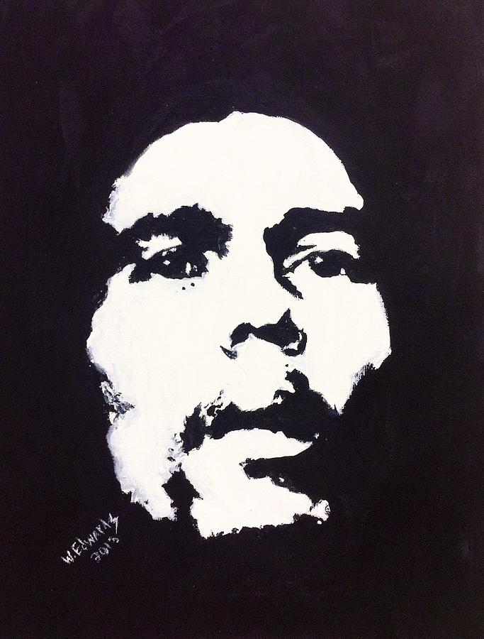 The Marley Painting  - The Marley Fine Art Print